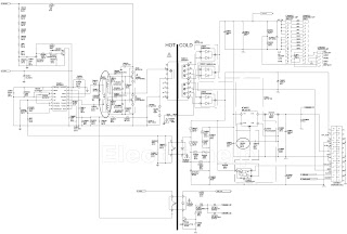 Electro help: SAMSUNG BN44-00192 LCD POWER BOARD SCHEMATIC