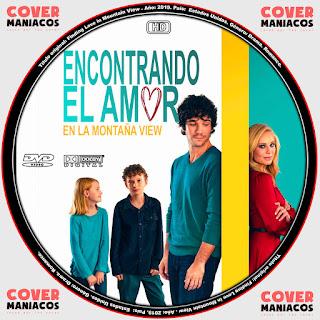ENCONTRANDO EL AMOR EN LA MONTAÑA VIEW - FINDING LOVE IN MOUNTAIN VIEW 2019 [COVER - DVD]