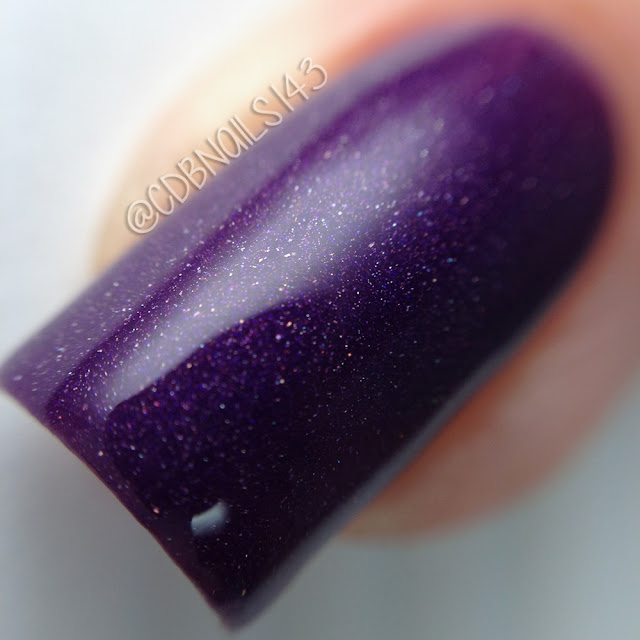 Poetry Cowgirl Nail Polish-Sexy Witch