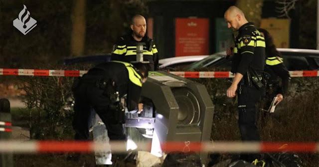 القبض على والدي الرضيعة التي عُثر عليها في حاوية امستردام