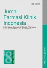 Jurnal Farmasi Klinik Indonesia