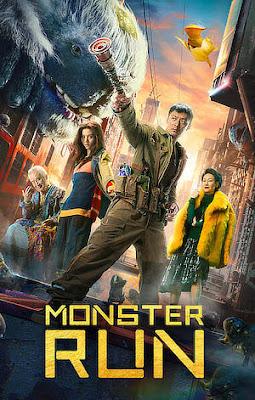 Monster Run (2020) Dual Audio Hindi 720p 1080p 480p WEBRip ESubs Download