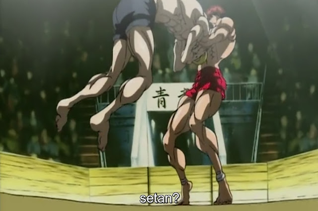 Baki The Grappler Episode 47 Subtitle Indonesia