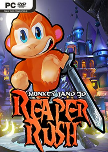 Monkey Land 3D: Reaper Rush PC Full