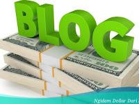 Cara Mendapatkan Dollar Setiap Hari dari Hobi ngeBlog