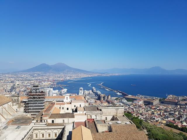 Nápoles Vesubio Italia