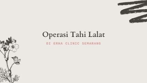 Operasi Tahi Lalat Di Erha Clinic