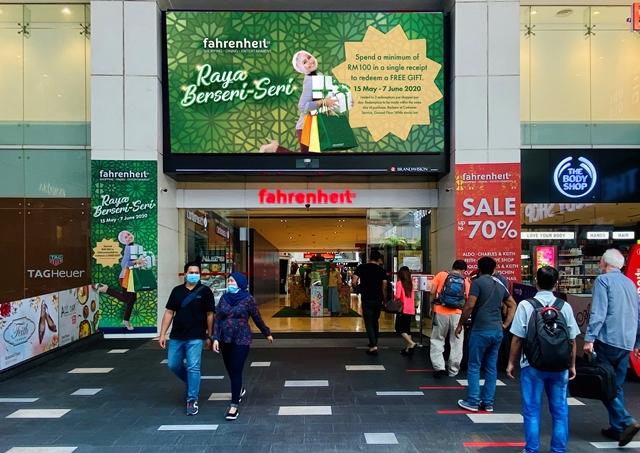 Raya Berseri-Seri with Great Sales @ Fahrenheit88 Kuala Lumpur, Raya 2020, Fahrenheit88 Kuala Lumpur, Raya Sales, Great Sales, Lifestyle