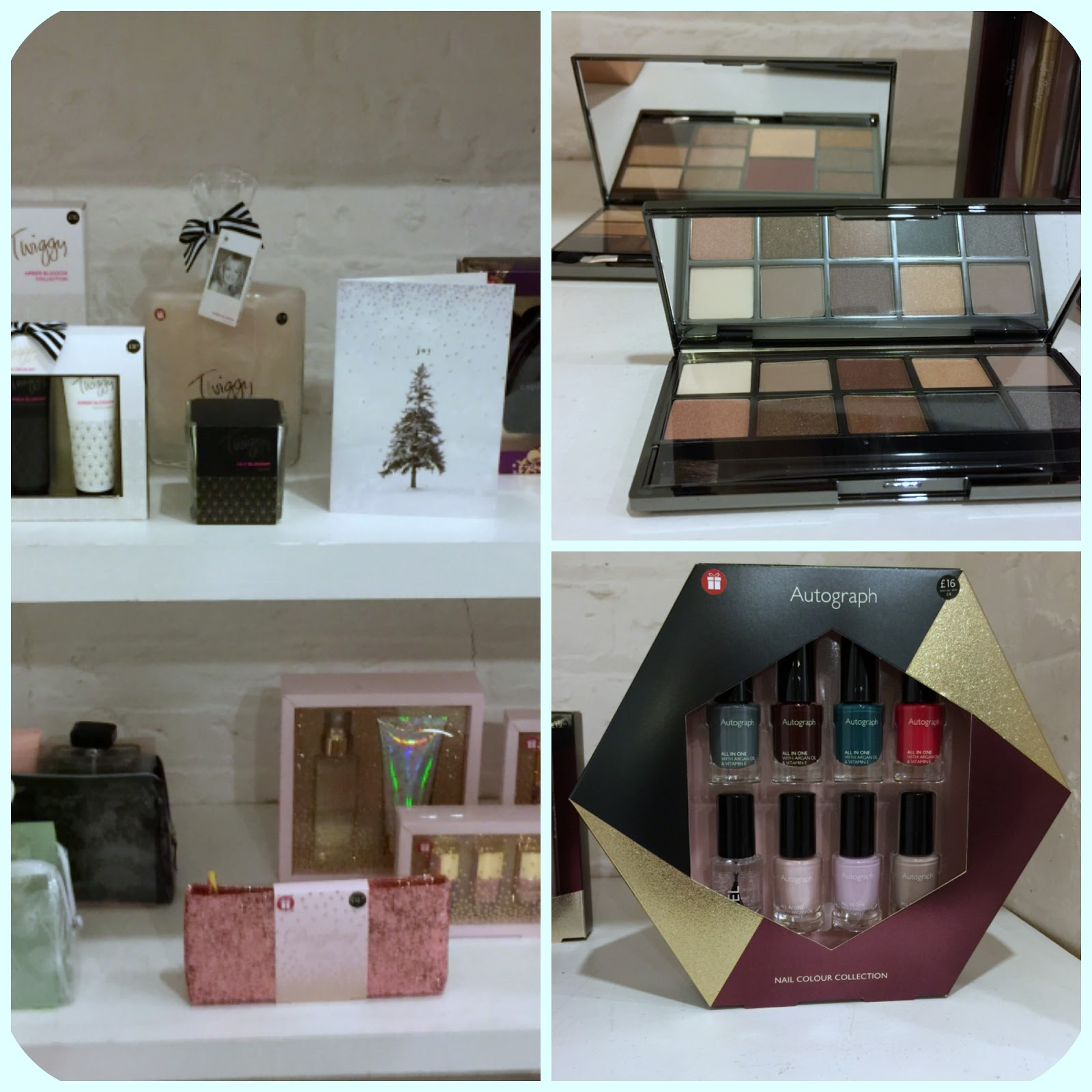 new marks and spencers christmas beauty releases