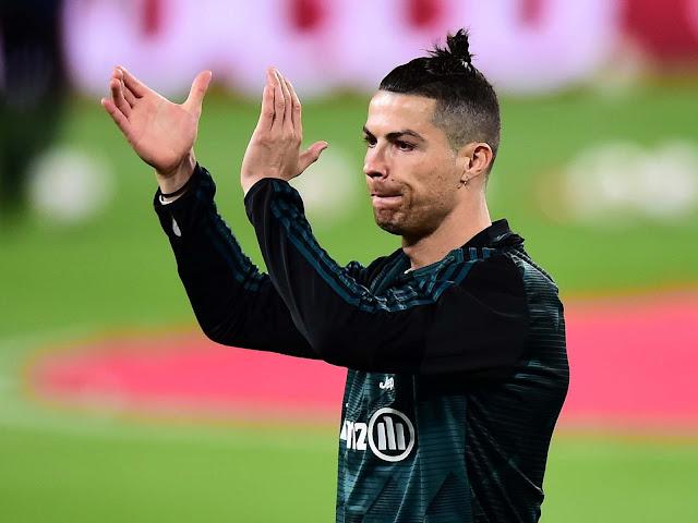 Ronaldo đang tính đường rời Juve? 2