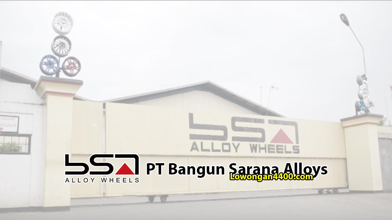 PT. Bangun Sarana Alloy