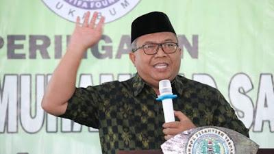 H.Marwan Hamami ;Maulid Nabi Spirit Wujudkan Visi Misi Kabupaten Sukabumi