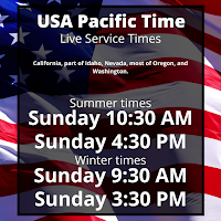 USA Pacific Time
