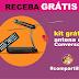 Brindes Grátis - Kit Gratuito com Antena e Conversor