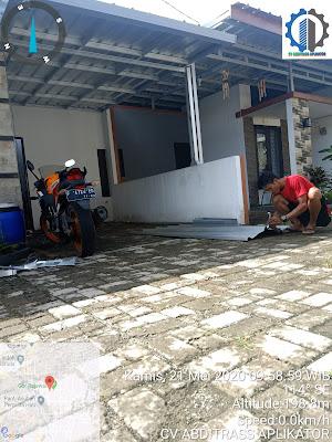 Anda cari jasa pemasangan kanopi baja ringan atap spandek di Bogor yang harga murah dan jasa pemasangan terbaik??. Hubungi kami segera!!!