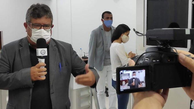 Prefeito Danilo Carvalho retira projeto de reajuste salarial, classe de servidores questionam