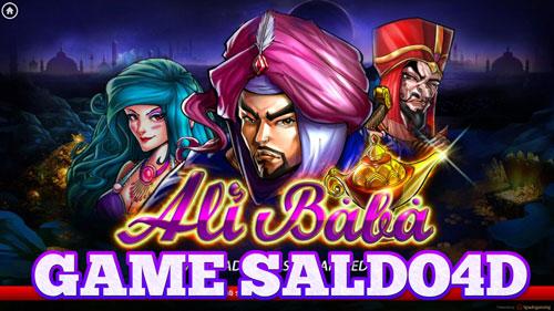 Game Slot Alibaba Spade Gaming