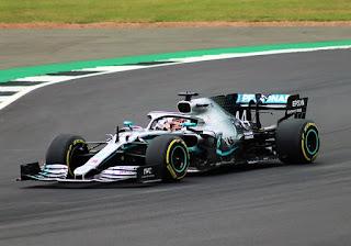 Imagem:  Formula 1: Hamilton vence GP da Inglaterra pela oitava vez