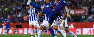 موعد مباراة برشلونة وسيلتا فيغو ضمن الدوري الأسباني والقنوات الناقلة