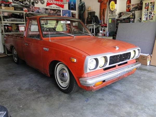 Toyota Hilux Restoration