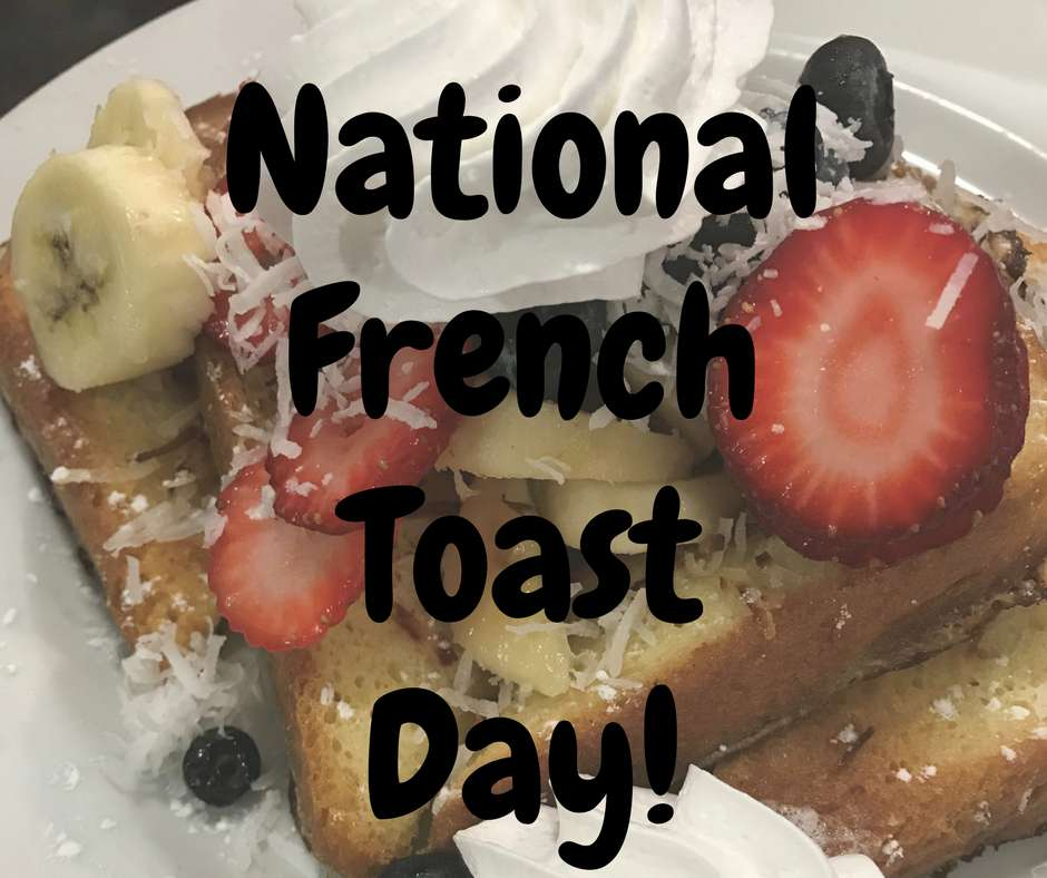National French Toast Day Wishes Unique Image