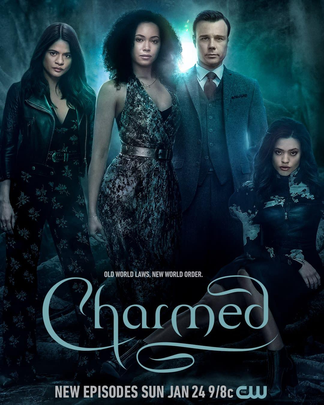 Charmed (Embrujadas) 2018 3×18 Subtitulado 720p