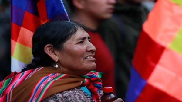 ¿Por qué tiene un carácter racista el golpe de Estado en Bolivia?