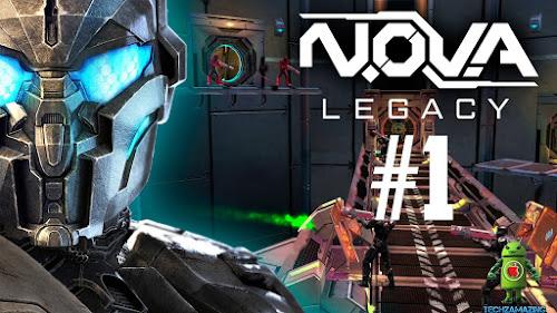 Nova legacy  Android