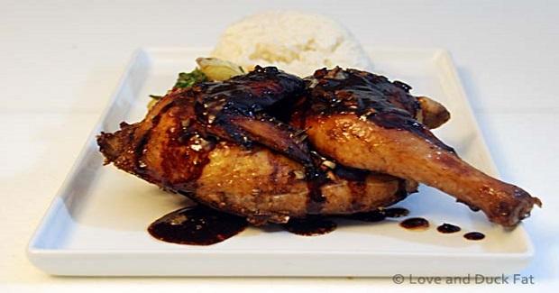 Chinese Five Spice Cornish Hens Recipe