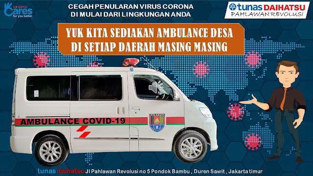 promo daihatsu ambulance