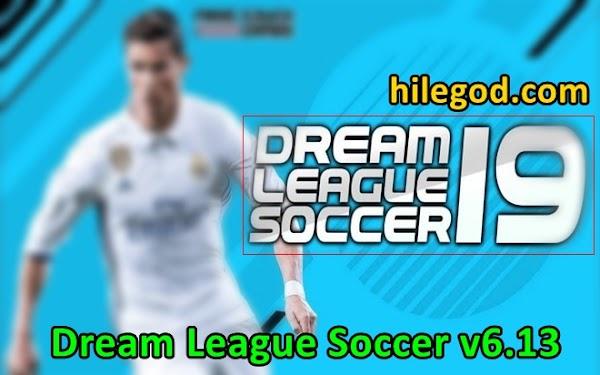 Dream League Soccer v6.13 Money and Football Player Mod Apk Download 2021