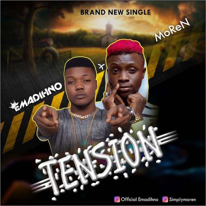 Download Mp3: Emadihno Ft Moren - Tension