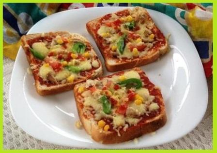 Tava Bread Pizza
