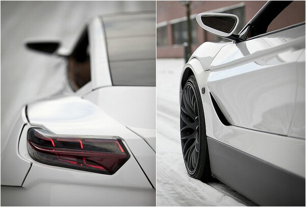 Rivale Roadyacht GTS