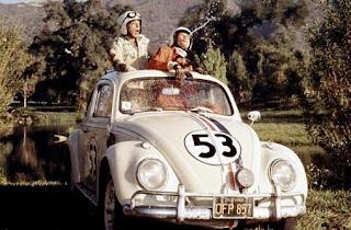 film klasik balapan mobil herbie