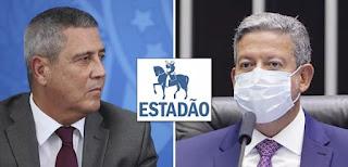 Jornal mantém informações e reafirma que Ministro da Defesa Braga Netto ameaçou eleições
