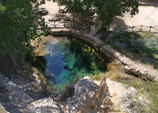 Parque Natural Sierras de Cazorla, Segura y Las Villas. Nacimiento del Río Segura.