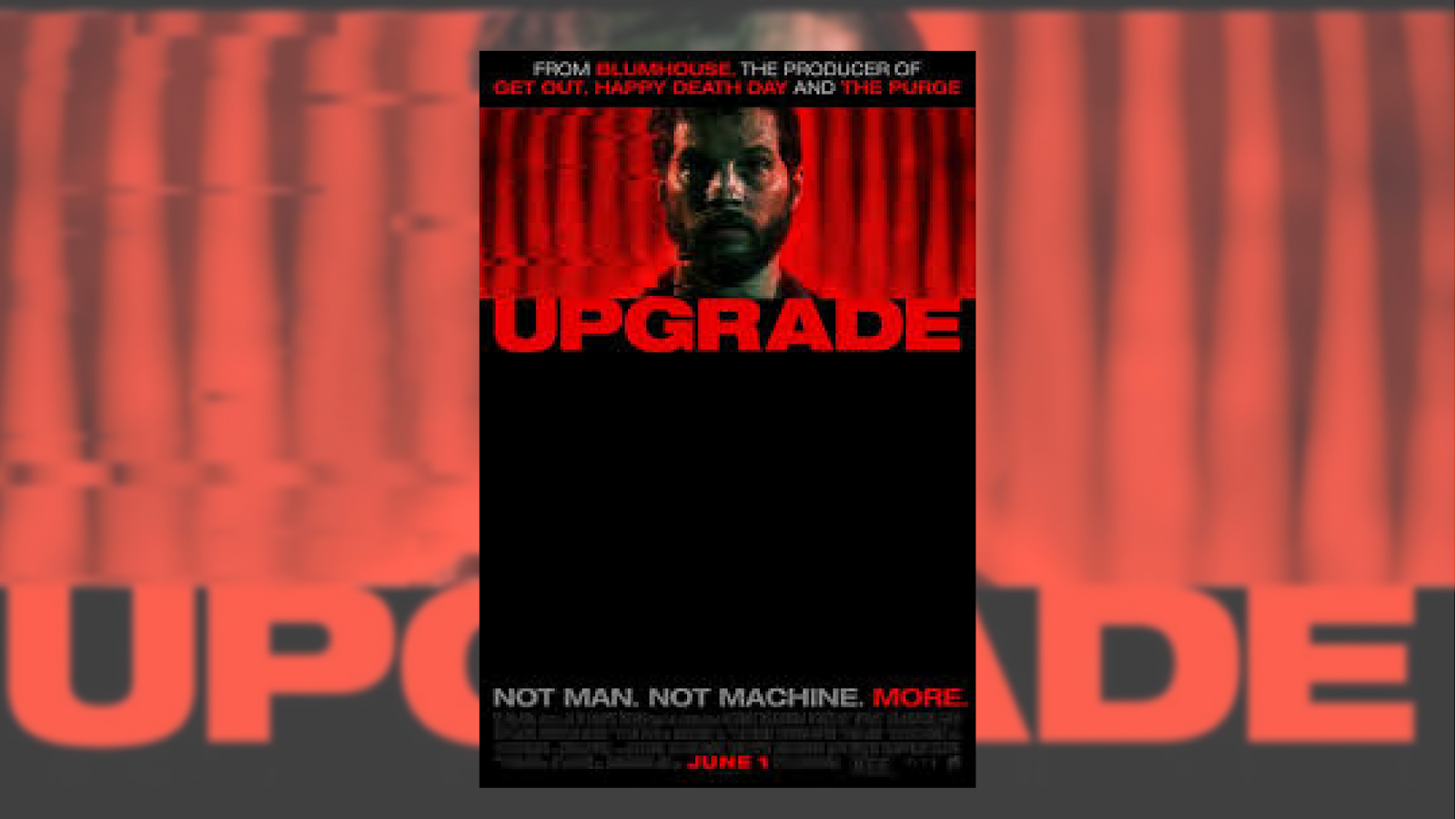 Upgrade 2018 Movie Review