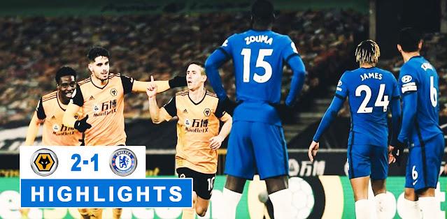 Wolverhampton vs Chelsea Highlights