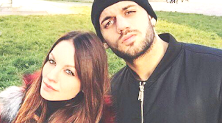 Gianmarco e Laura insieme foto
