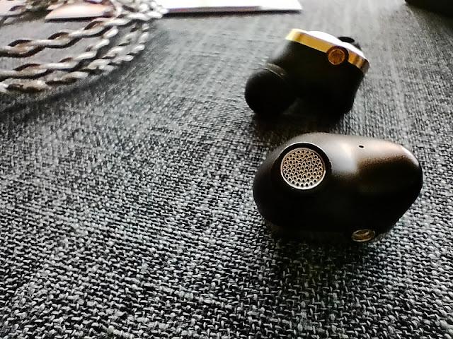 BGVP NS9 可換調音管2動圈7動鐵高音質 圈鐵入耳式機 - 13