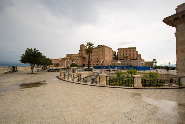 Terrazza Umberto I-Bastione Saint Remy-Cagliari