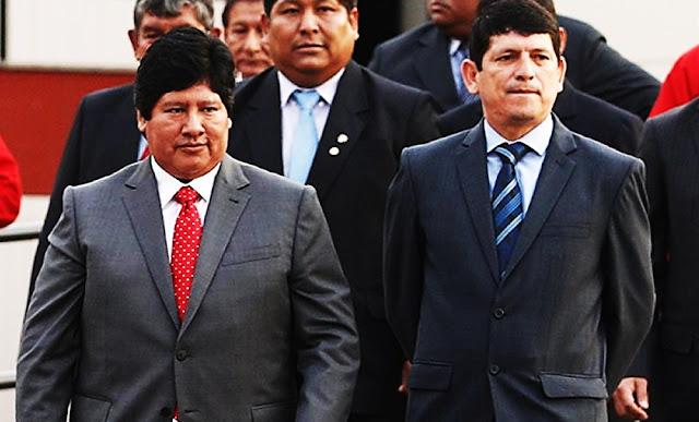 Agustín Lozano asumió la presidencia de la FPF de forma tempora