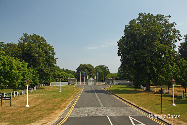 Residencia Deerfield, Dublin