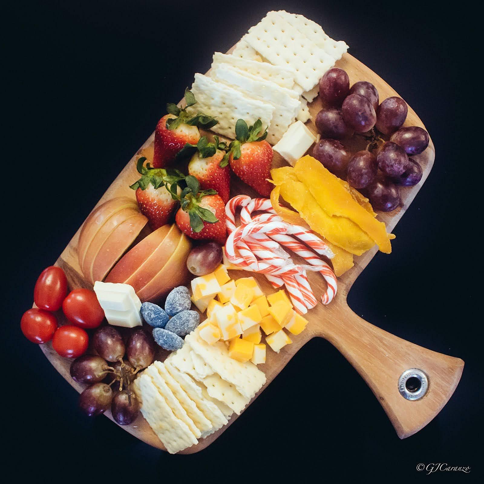Easy Snack Board Idea