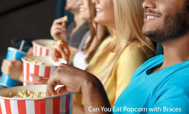 Can You Eat Popcorn with Braces?