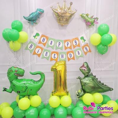 Cửa hàng bán phụ kiện trang trí sinh nhật ở Phúc Xá
