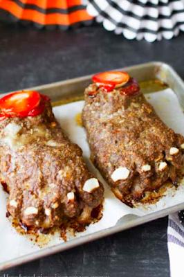 Best Halloween Feet Loaf Recipe