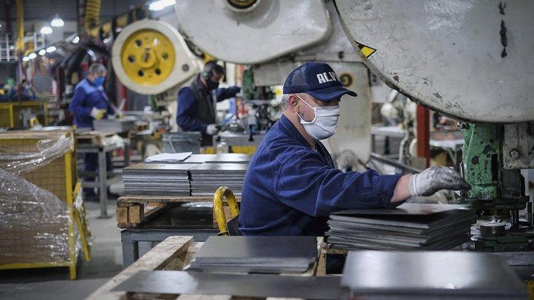 Industria a media máquina, en mayo el uso de la capacidad instalada fue de 46%