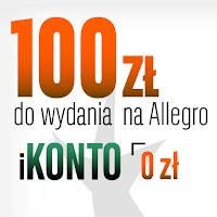 bonus na allegro promocja 100 zł bgż bnp paribas